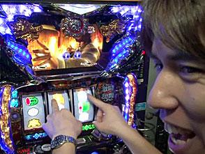 KING OF PACHI-SLOT #47 レビン vs ガッツ(前半戦)