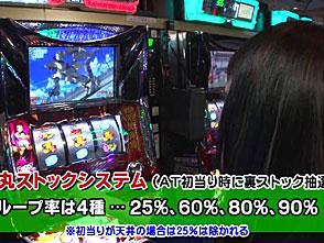 旬速ホール実戦! #7 パチスロ バーストエンジェル