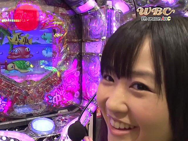 WBC〜Woman Battle Climax〜(ウーマン バトル クライマックス) #54 9thシーズン  第4戦 ヒラヤマン&大亀あすか vs 青山りょう&つる子