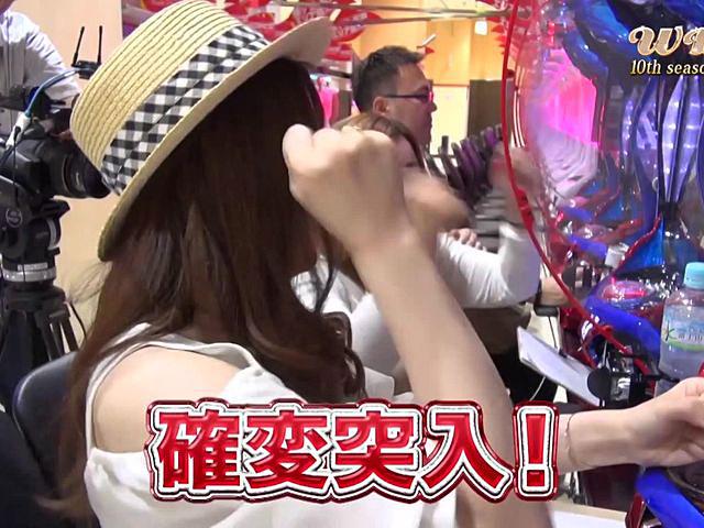WBC〜Woman Battle Climax〜(ウーマン バトル クライマックス) #65 10thシーズン   第8戦 ヒラヤマン&倖田柚希 vs  なるみん&つる子