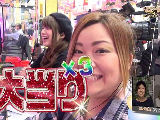 WBC〜Woman Battle Climax〜(ウーマン バトル クライマックス) #68 10thシーズン  最下位決定戦 なるみん&つる子 vs 木村アイリ&すずか