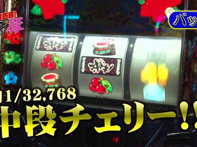 マネーの豚3匹目 〜100万円争奪スロバトル〜 #24