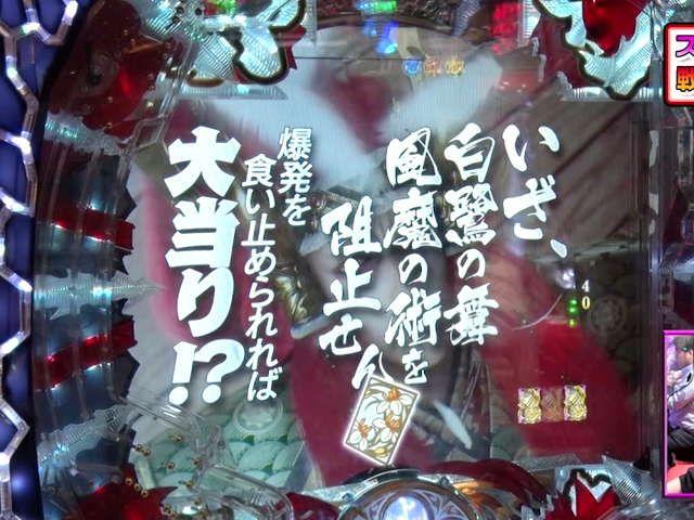 ビワコのラブファイター #278「P花の慶次〜蓮」