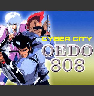 CYBER CITY OEDO808
