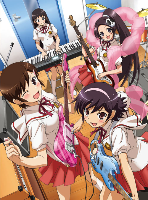 OVA 神のみぞ知るセカイ 4人とアイドル