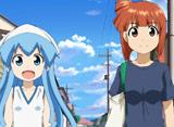 侵略!!イカ娘 オリジナルアニメーション 2013 SUMMER