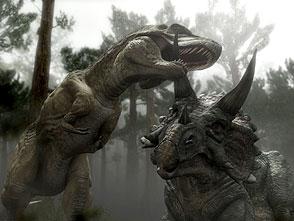 恐竜のからだ