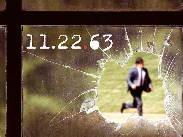 【新ドラマ】原作スティーブン・キング×製作総指揮J.J.エイブラムス!2大巨匠が初タッグで贈る、傑作サスペンス・スリラー!『11.22.63』