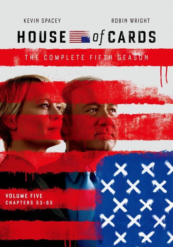 ハウス・オブ・カード 野望の階段 シーズン5