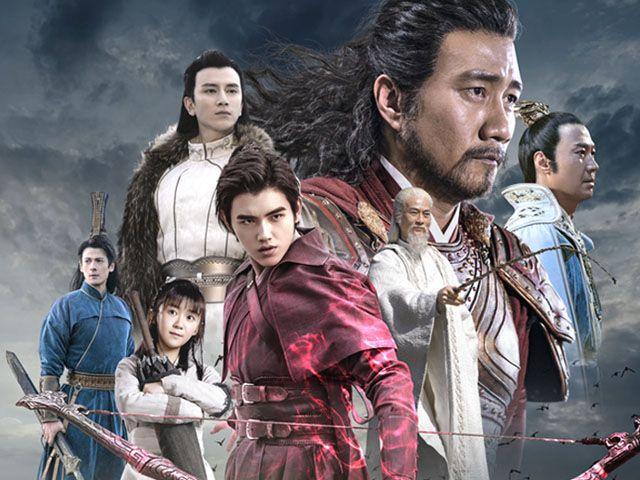 【将夜 戦乱の帝国】破格の中国歴史アクション超大作!