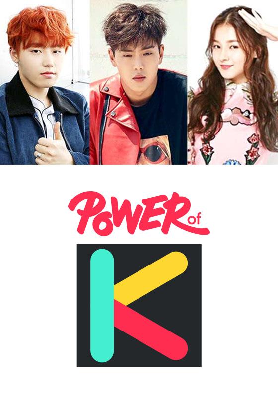Power of K