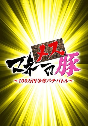 マネーのメス豚〜100万円争奪パチバトル〜