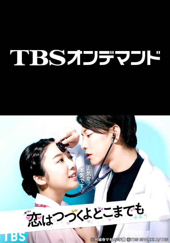 TBSオンデマンド「恋はつづくよどこまでも」